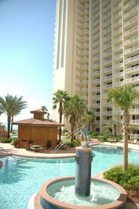 Photo for Platinum Corner Oceanfront unit!