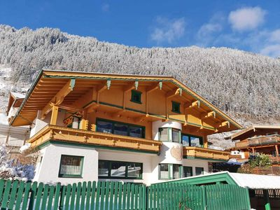 Photo for Apartment no. 3 for 4 persons - Apartment house Zillertal
