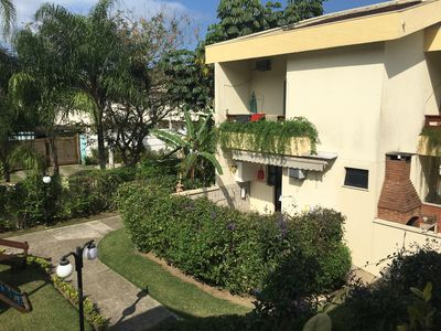 Photo for Condominium closed, infrastructure, comfort, walk distance beach, equipped.