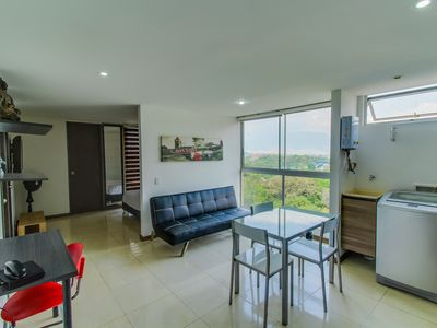 Photo for Apto. moderno y central, se aceptan perros - Modern & central apt, dog friendly