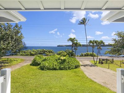 Photo for *NEW* Hanalei Plantation House TVNC #5129 Steps to the Bay, waterfall views