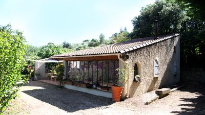 Photo for Le Mazet du C'Riquet is located on the outskirts of the town of Nîmes South of France