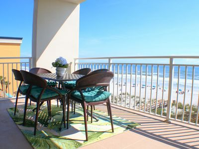 Photo for Stunning Oceanfront Condo with  Pool