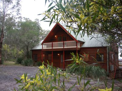 Photo for A cosy 2 bedroom lodge with an upstairs loft area ideally suited for children