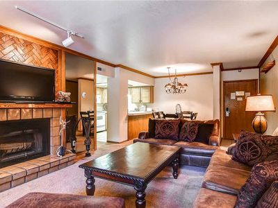 Photo for Large Main Street Condo Walk to Town Lift Free Town Shuttle to Deer Valley and Canyons Village