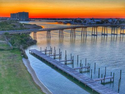 Photo for Beautiful, Updated & Remodeled 3BR/2BA Condo with Private Beach & Boat Slips