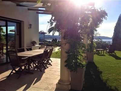 Photo for 5BR House Vacation Rental in Cavalaire-Sur-Mer, Provence-Alpes-Côte-D'Azur