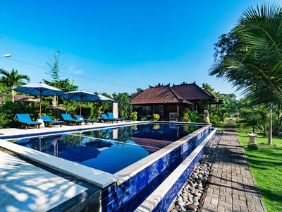 Photo for The Cozy Lembongan ( Deluxe Hut Pool View )