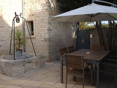 Photo for Le Chai - Charming cottage classified 3 * between beaches and village heart