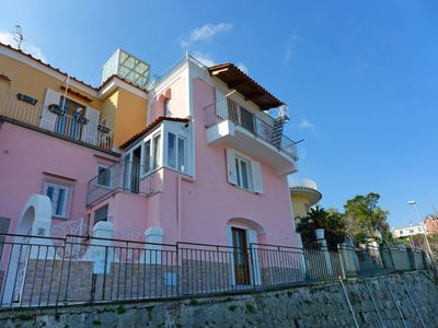Photo for Vacation home The Pink  in Ischia, Ischia/ Capri/ Procida - 4 persons, 2 bedrooms