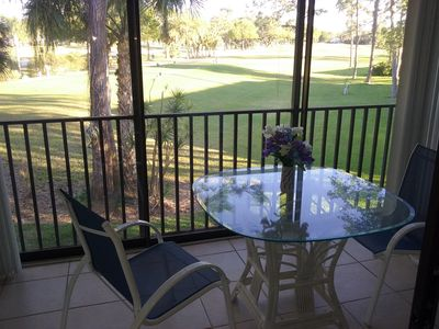 Photo for 2nd Floor 2 Bdrm / 2 Bth Condo Overlooking Golf Course ~ Palm Aire Country Club