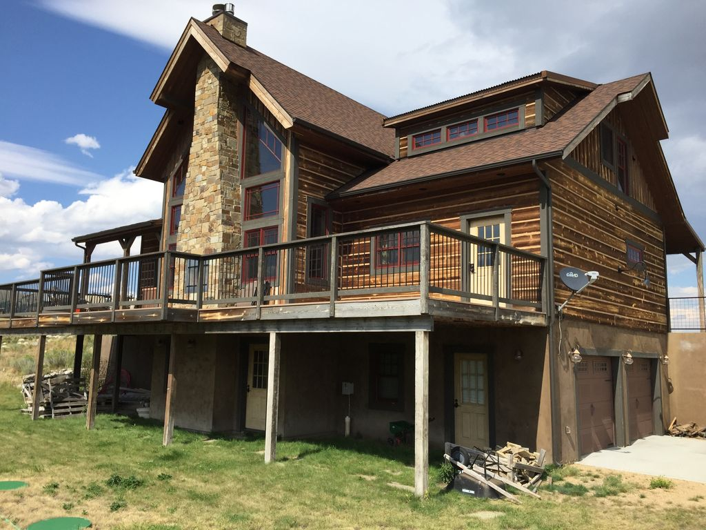 beautiful montana home west of mcallister o vrbo