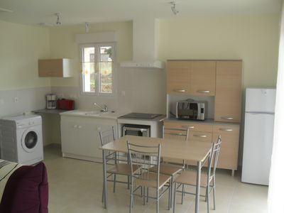 Photo for house with private parking - furnished with tourism 3 stars - ideal curistes
