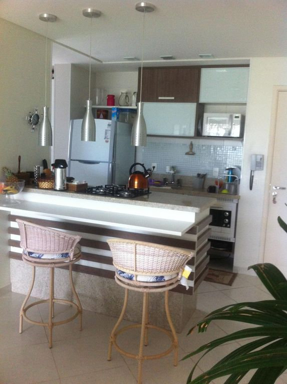 Rent apartment in Riviera de São Lourenço for season
