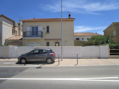Photo for VILLA T4 350M FROM THE BEACH