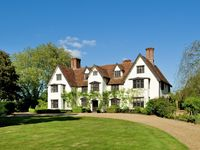 A truly amazing manor for the weekend