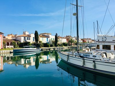 Photo for Port Grimaud : Frantastic View for this Romantic flat, renovated.