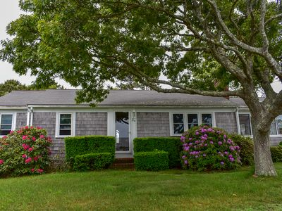 Photo for Shore Rd 24-Home offers a pleasant three season porch and a 28 x 16 deck
