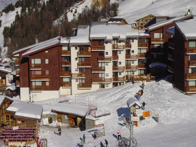 Photo for Duplex apartment in plagne-villages