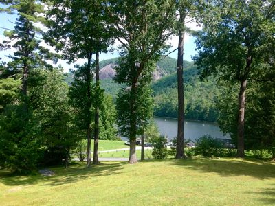 Photo for Completely remodeled condo with beautiful Fairfield Lake view.