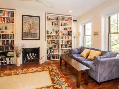 Photo for Sunny, High-End Renovated, 3BR, 2.5BA w/ Roof Deck