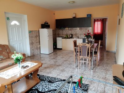 Photo for 2BR Apartment Vacation Rental in Novigrad, Istria County