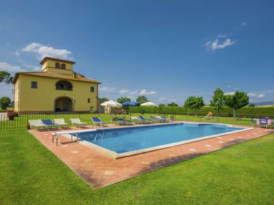 Photo for 8 bedroom Villa, sleeps 19 with Pool, Air Con and FREE WiFi
