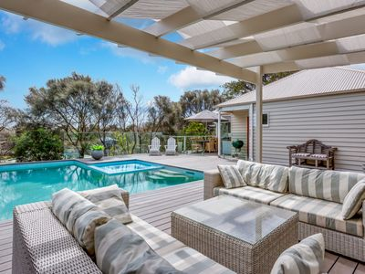 Photo for LINCOLN AVENUE HIDEAWAY, SORRENTO (405269414) BOOK NOW FOR SUMMER BEFORE YOU MISS OUT