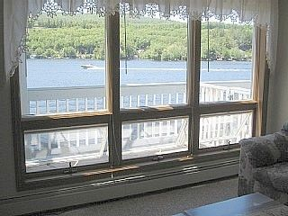 The View from your living - dining room!!