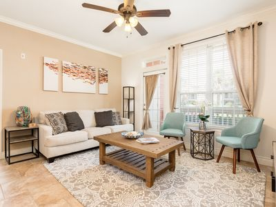 Updated 1BR Condo w/Pool, Steps to the Beach