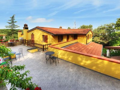 Photo for 2 bedroom Villa, sleeps 6 in Molinelli with Pool and WiFi