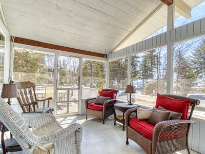 Photo for 3BR House Vacation Rental in Moultonborough, New Hampshire