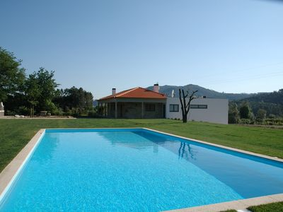 Photo for Superb fully renovated farmhouse in a scenic part of Minho region