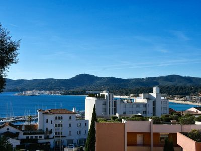 Photo for T2 duplex classified 4 * - 5P REBUILT NEW - SEA VIEW - 100M FROM THE PORT