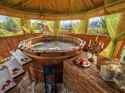 Photo for Cottage in Tatra with Jacuzzi &Sauna