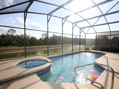 Photo for Private..Elegant..Contemporary..10 min from Disney..