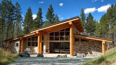 Photo for 3BR Cabin Vacation Rental in Rexford, Montana