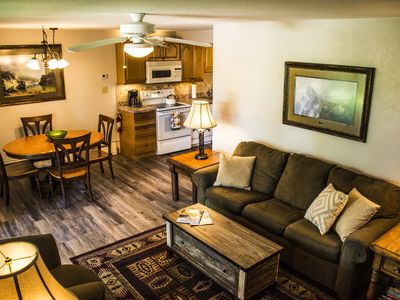 Photo for Hillside Condo At Whitefish Lake 14BD