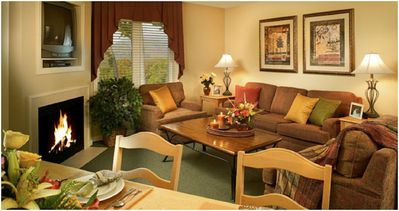 Photo for Vacation Village in the Berkshires, 2 bedroom luxury suite