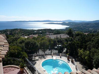 Photo for Vacation home Segusiave  in Les Issambres, Cote d'Azur - 6 persons, 3 bedrooms