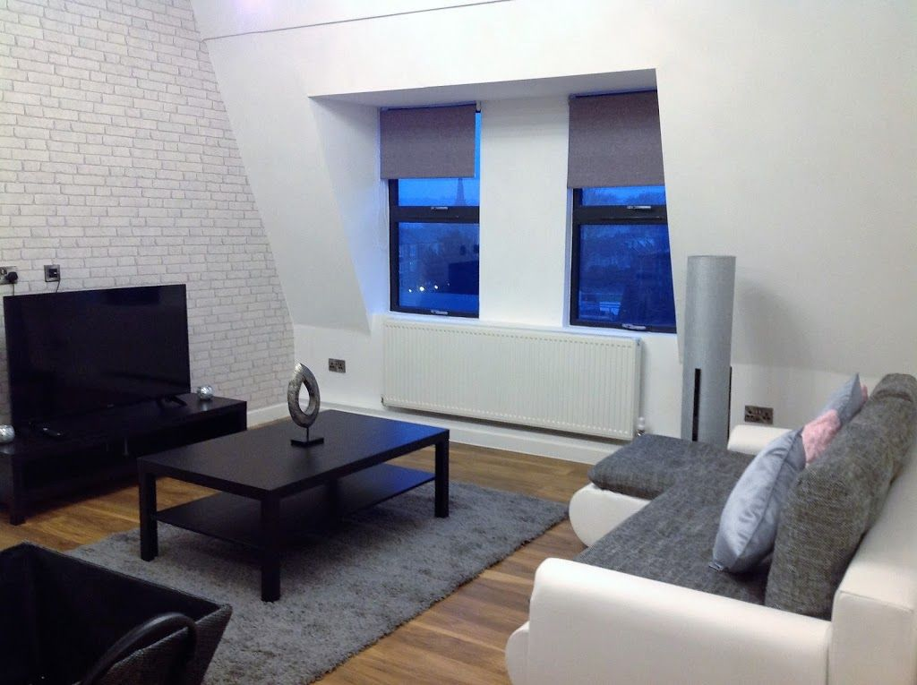 Apartment in the center of Maidstone with Lift, Parking, Washing machine (615292)