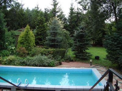 Photo for Lavish Holiday Home in Zgorzale Pomeranian with Private Pool
