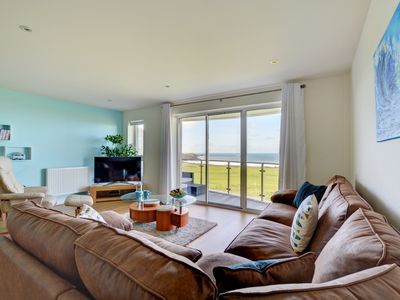 Photo for Ocean Blue, Newquay - Three Bedroom Apartment, Sleeps 6