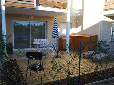 Photo for 2BR Apartment Vacation Rental in Biscarrosse, Nouvelle-Aquitaine