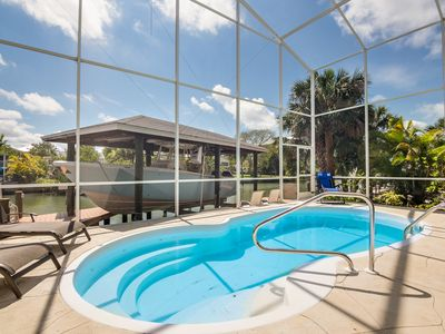 Photo for Primo Paradise is a Pier Area Canal home with private pool