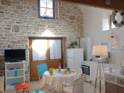 Photo for Vacation home La Belle Océane  in Quiberon, Brittany - Southern - 2 persons, 1 bedroom