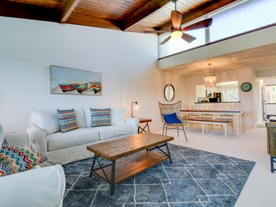 Photo for Loggerhead Cay #483: Beautifully Updated Condo Steps Away From The Beach!