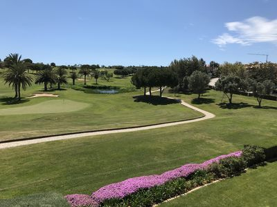 Photo for Stunning Views over Boavista Golf Course & Swimming pool -fabulous big apartment