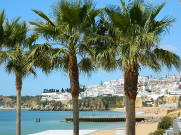 Plage Maria Luisa, Albufeira, District de Faro, Portugal