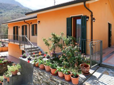 Photo for 2 bedroom Apartment, sleeps 8 in Stellanello with WiFi